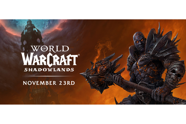 "Blizzard registers record number of ""World of Warcraft: Shadowlands"" preorders"