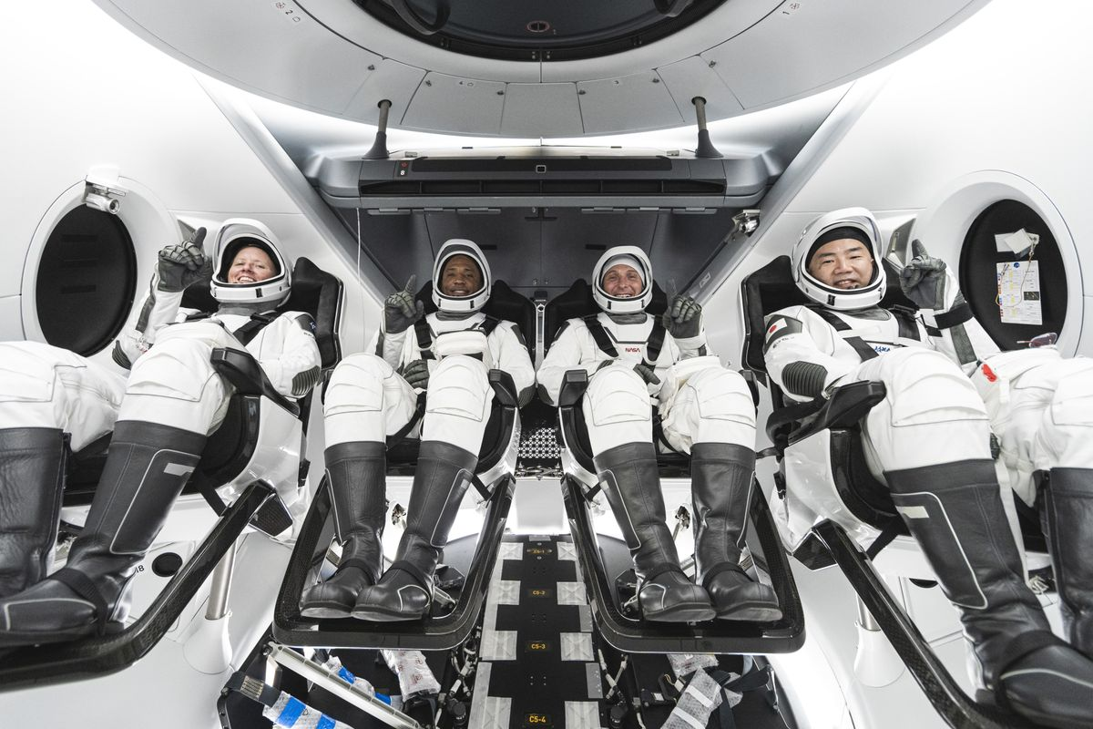 NASA and SpaceX schedule the first Crew Dragon operational flight for October 31
