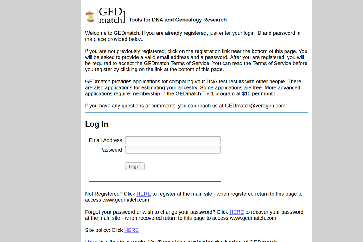 GEDmatch confirms breach that allowed police to access users' DNA information