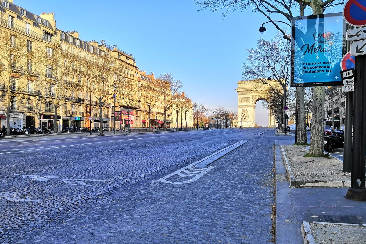 France reports more than 20,000 Covid-19 infections in a day