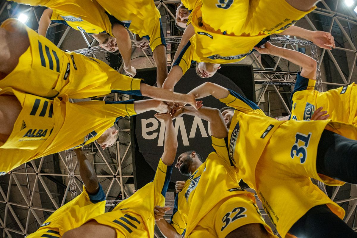 BBL finals will be played by MHP RIESEN Ludwigsburg and Alba Berlin