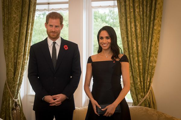 The Duke and Duchess of Sussex, 2018