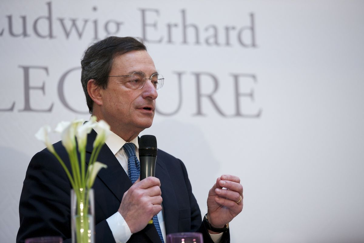 Mario Draghi accepts mandate to form new Italian government