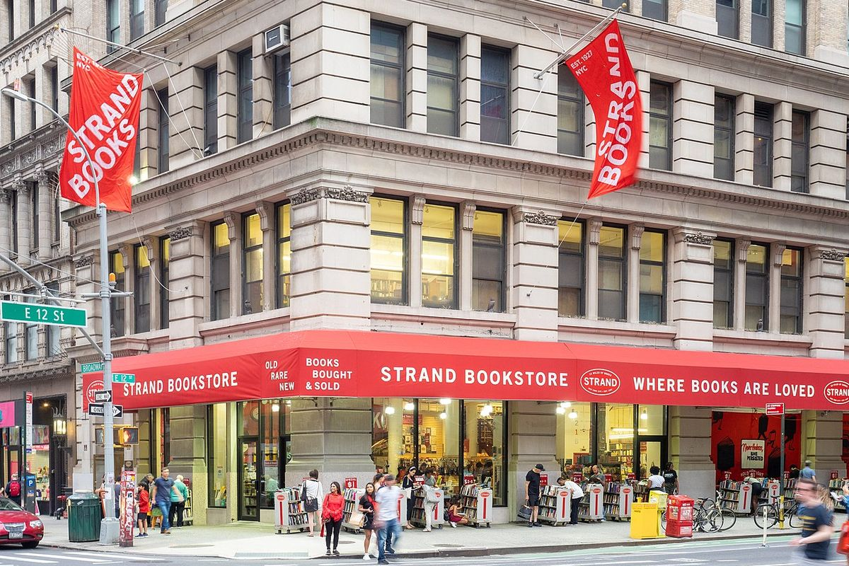 After Strand Bookstore asked for help, online orders surged