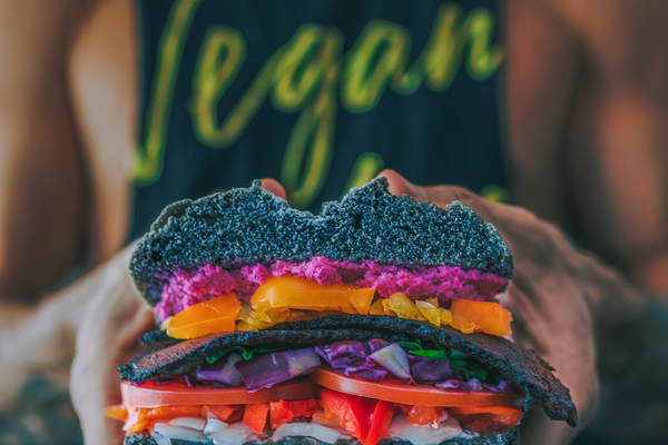 UK sees an increased demand for vegan food products