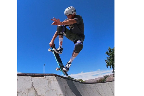 """Tony Hawk announces renaming of skateboard trick from """"mute grab"""" to """"Weddle grab"""""""