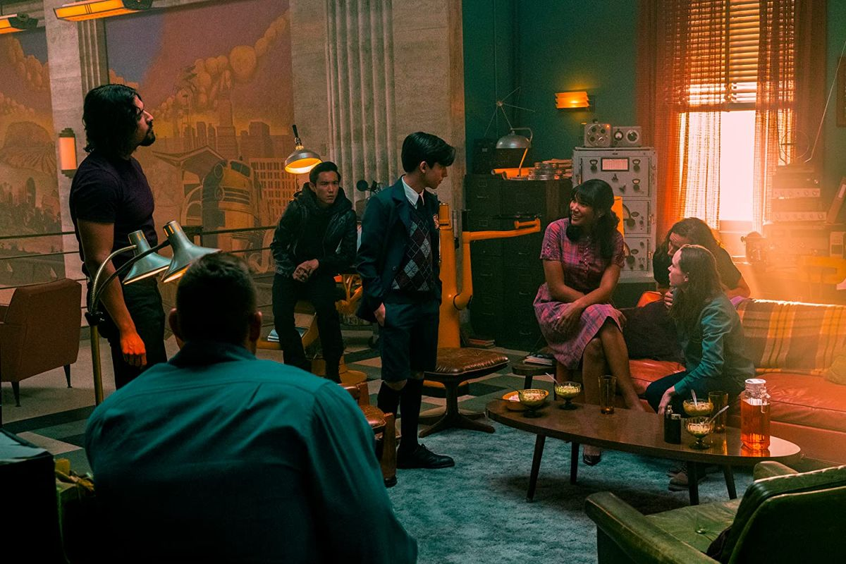 First images of The Umbrella Academy Season 2 revealed