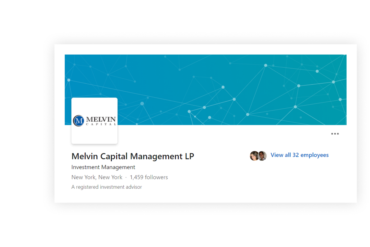 Hedge fund Melvin Capital lost 53% in January after betting against GameStop stock