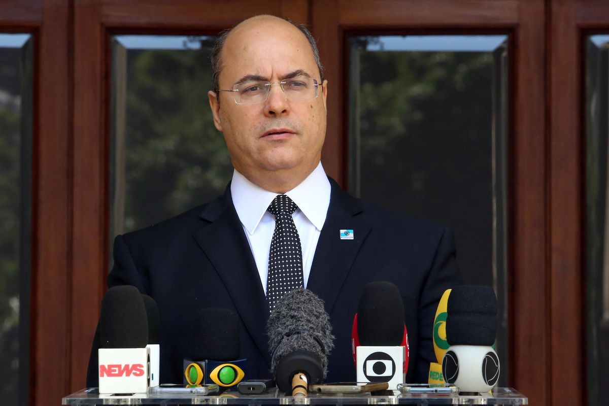Rio Janeiro State Governor to face impeachment inquiry