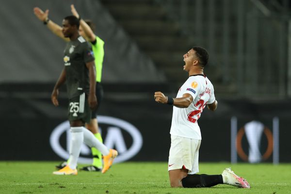 Sevilla advanced to their fourth UEFA Europa League final in seven years