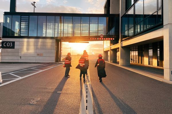 German capital airport BER opens after nine years of delays
