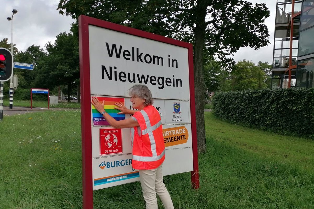 """Dutch city cancels partnership with Polish Pulawy over """"LGBT-free zones"""""""