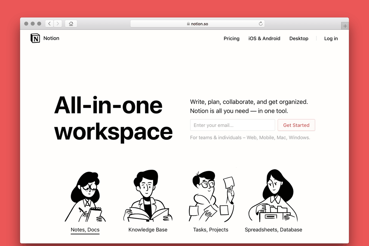 Workspace and note-taking app Notion has been blocked in China