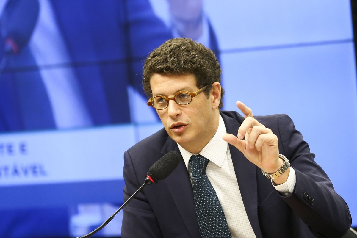 """Brazilian Environment Minister says pandemic is """"opportunity"""" to environmental deregulation"""