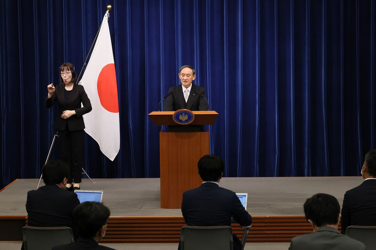 Japan aims for zero emissions by 2050