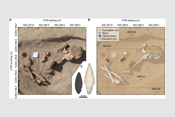 New findings indicate female huntresses in Mesoamerican Palaeolithic