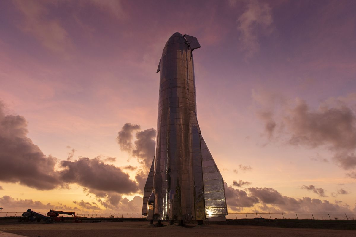 Starship rocket is the top priority for SpaceX
