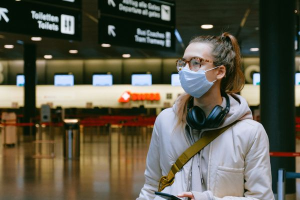 Most US airlines make face masks mandatory on flights
