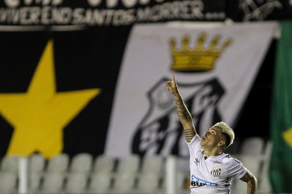 Santos beat Boca Juniors, and will face Palmeiras in Copa Libertadores final