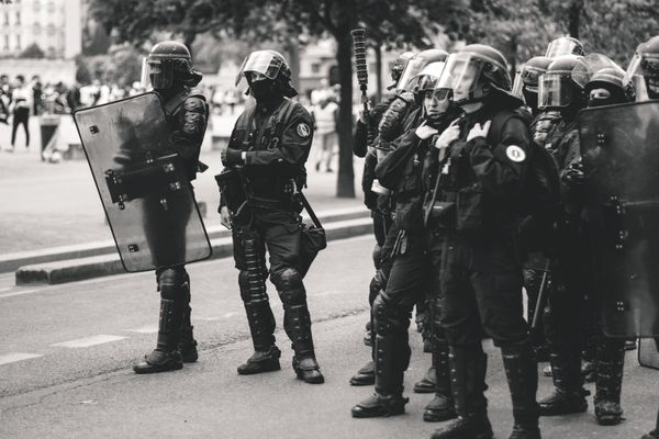 Representative image of police forces