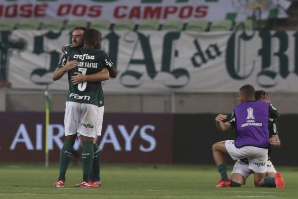 Palmeiras into Copa Libertadores final despite defeat to River Plate