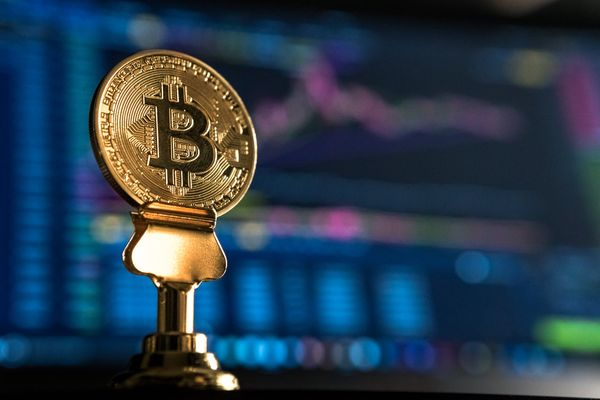 Bitcoin rises to three-year high