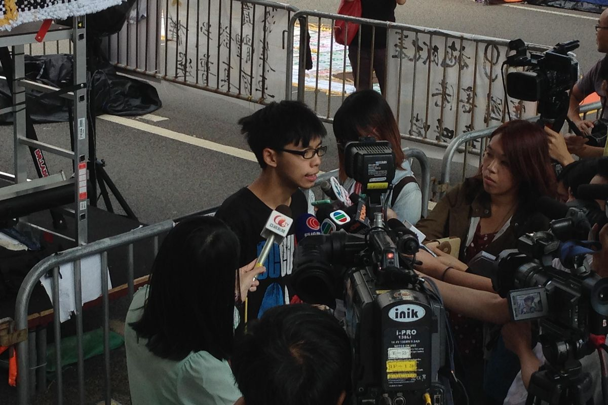 Hong Kong: Twelve pro-democracy politicians have been banned from the September election