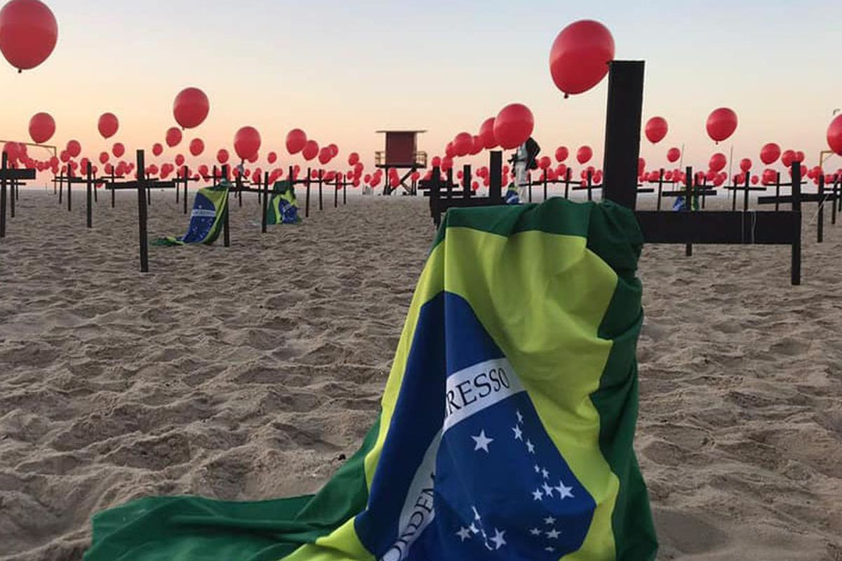 Brazil is close to 115,000 Covid-19 deaths