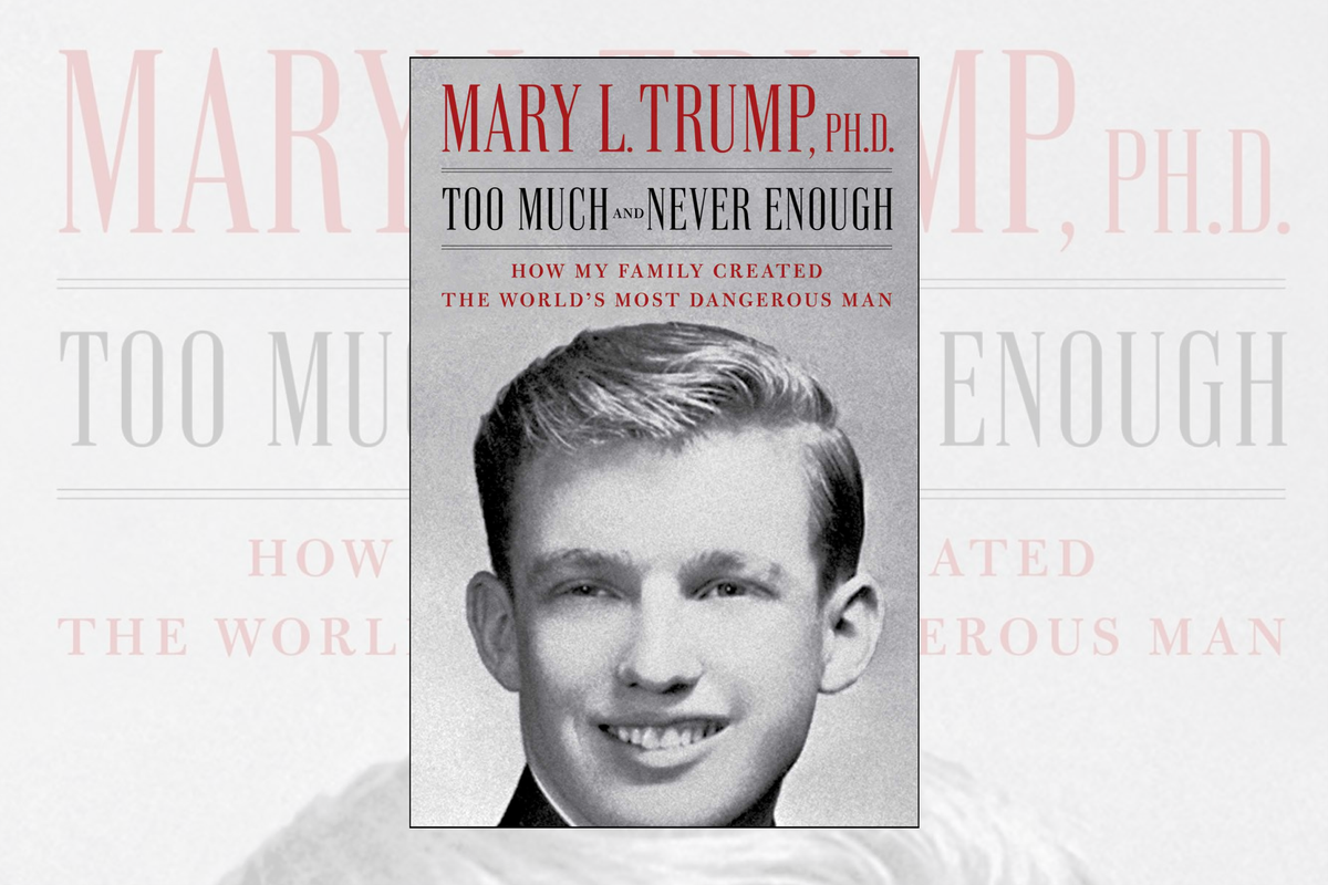 """Mary Trump's memoir """"Too Much and Never Enough"""" sold 1.35 million copies in first week"""