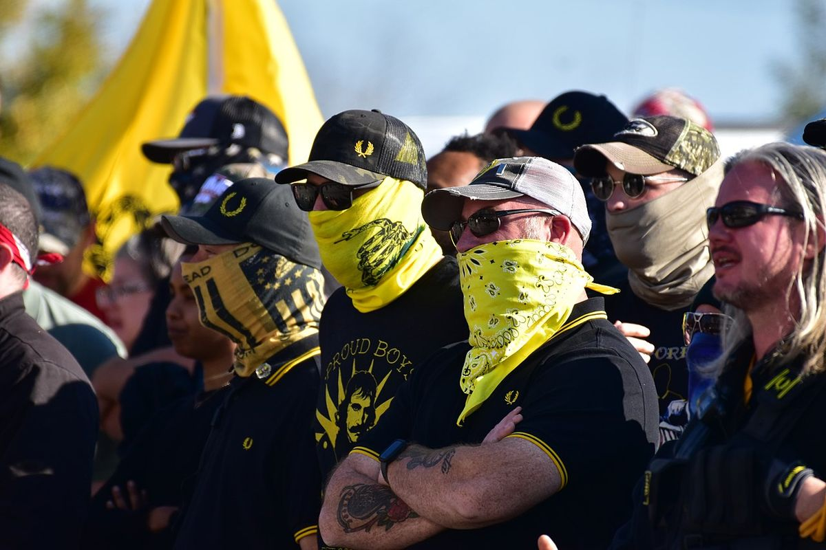 Canada's parliament calls for Proud Boys to be classified as a terrorist group