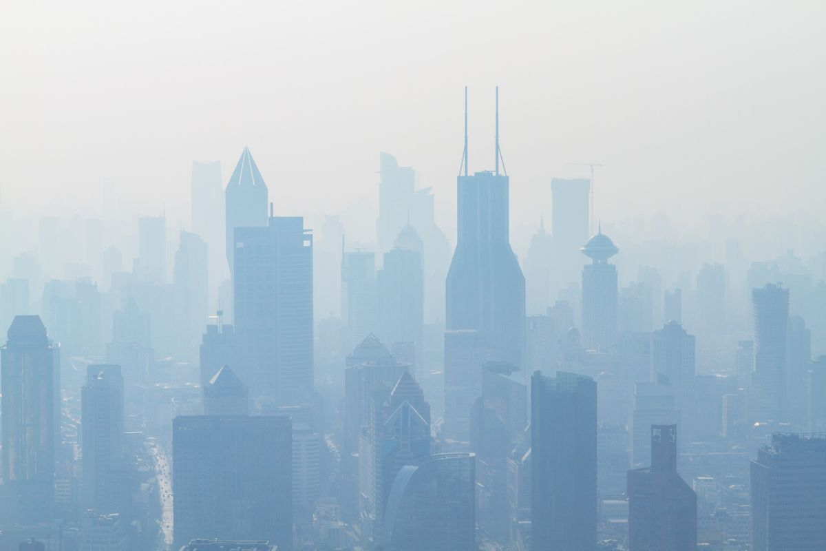 Study shows Covid-19 impact on global air quality