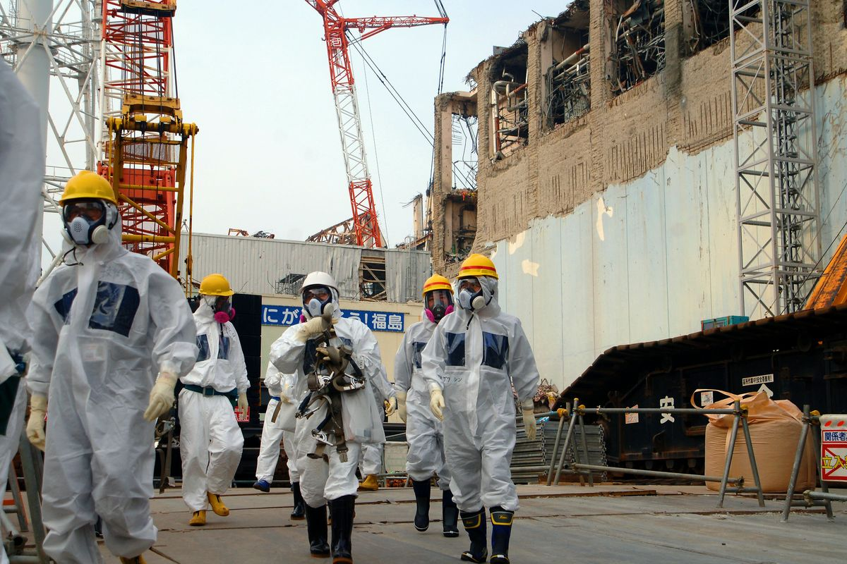 Japan wants to discharge one million tonnes of contaminated Fukushima water into the sea
