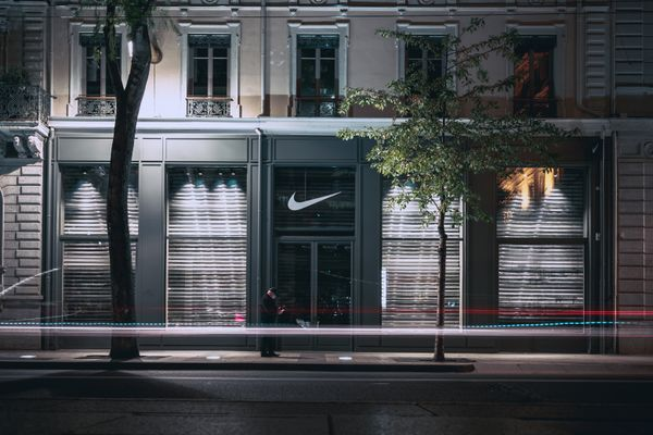 Nike North America chief loses her job - over her son's sneaker resale business