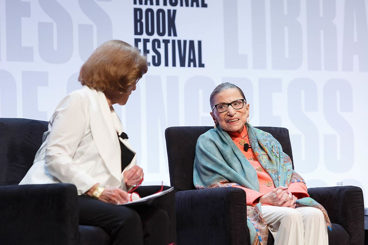 Ruth Bader Ginsburg has recurrence of cancer, is undergoing chemotherapy