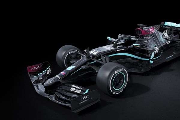 Lewis Hamilston car for 2020 F1 Season