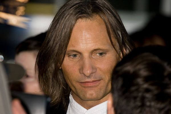 "Viggo Mortensen at the premiere of ""The Road"" during the Toronto International Film Festival, 2009"