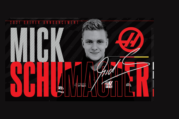 F1: Schumacher and Mazepin signed by Haas for 2021
