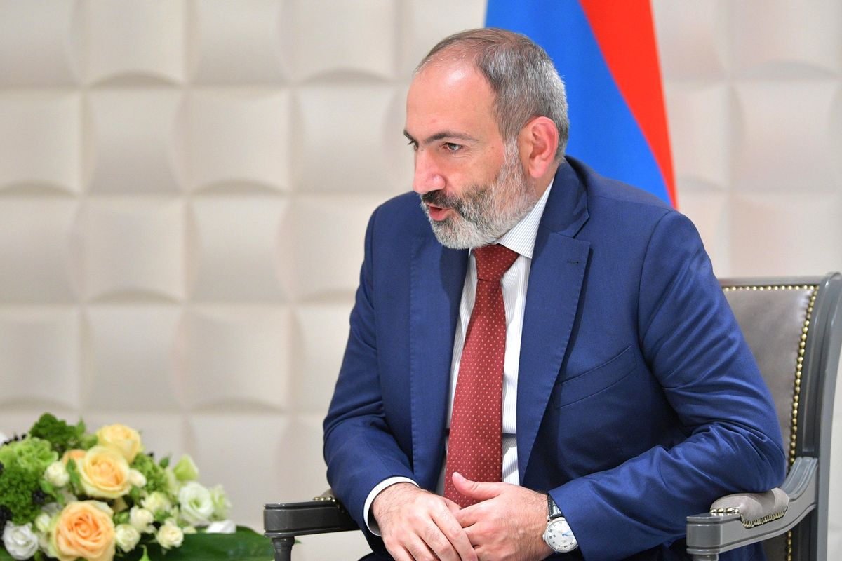 Armenian Prime Minister states that Covid-19 situation has improved