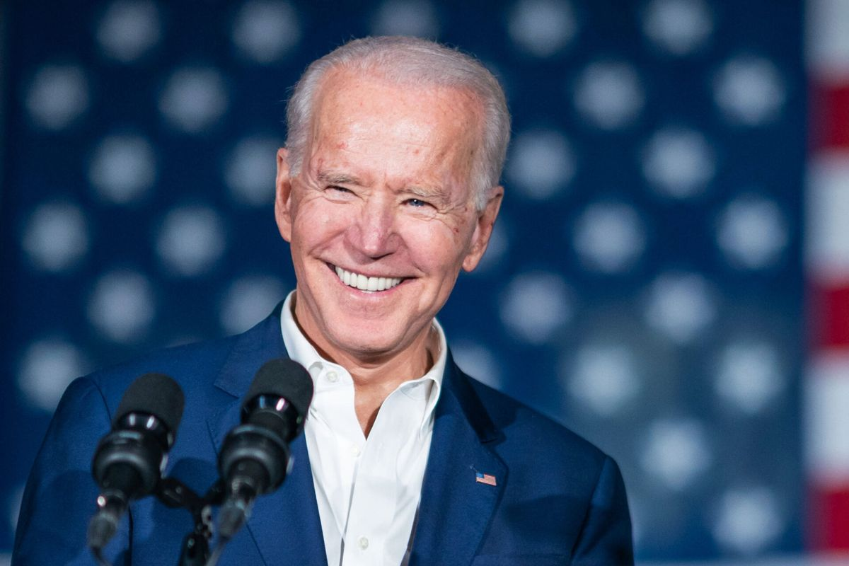 Biden laid off three Trump appointees on his first day in office
