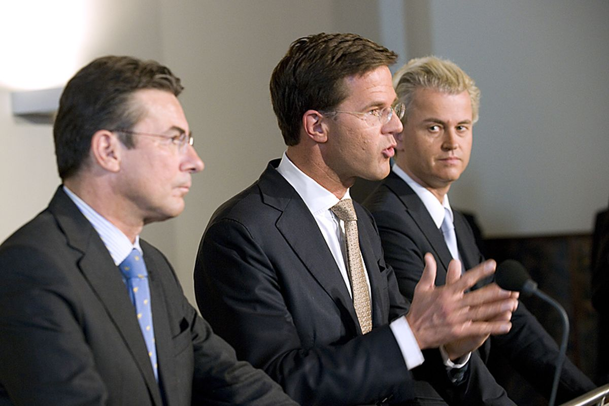 Party of Prime Minister Rutte wins the election in the Netherlands