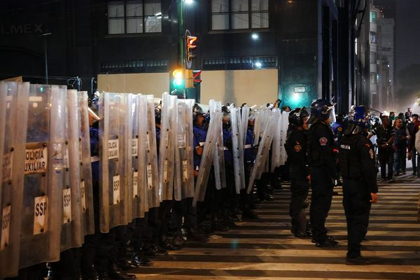 Survey: Mexican police is the second least trusted in Latin America