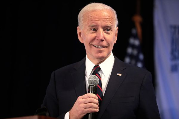 Biden at the 2020 Iowa State Education Association (ISEA) Legislative Conference