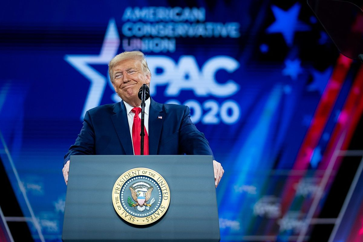 Trump teases 2024 presidential run at rightwing CPAC summit