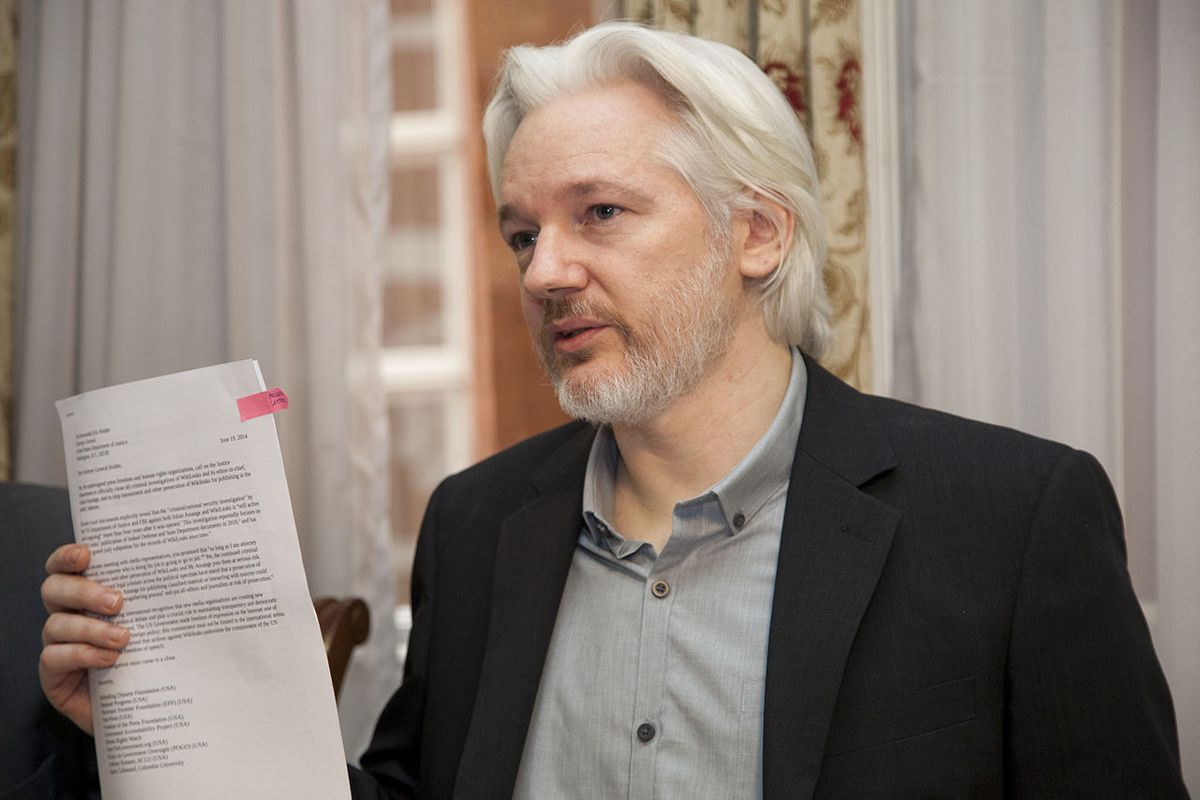 Mexico offers political asylum to WikiLeaks founder Julian Assange