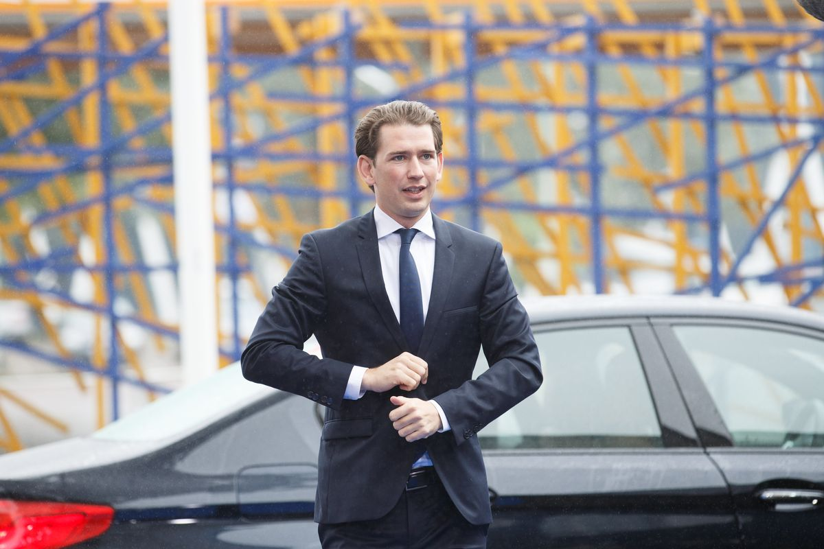 Austria goes into 4-week partial lockdown starting Tuesday, imposes curfew and restrictions on private gatherings