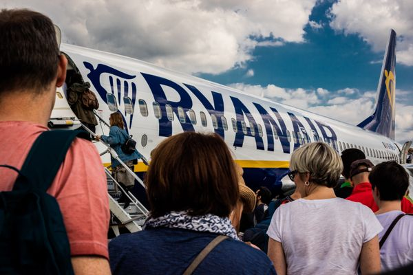 Ryanair to close base in Vienna