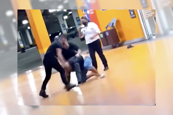 Black man dies after being beaten up in a Carrefour supermarket in Porto Alegre, Brazil