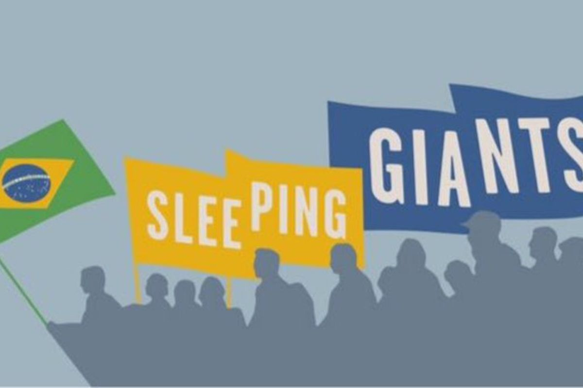 Brazil: Federal Police investigated Sleeping Giants without reasonable justification