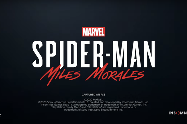 """Spider-Man: Miles Morales"" to be released for PS5 late 2020"