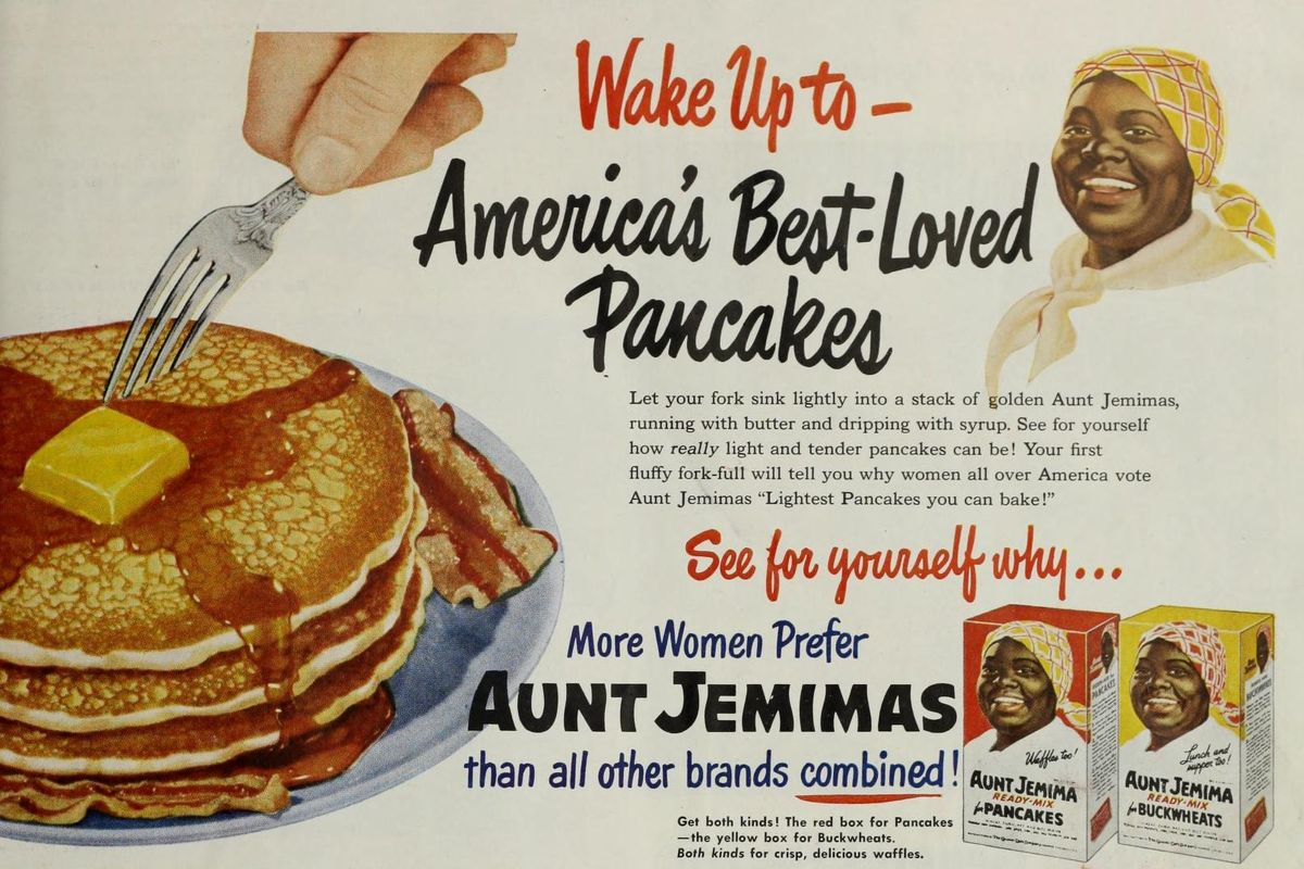 """Quaker Oats to remove Aunt Jemima brand, in effort to """"make progress toward racial equality"""""""